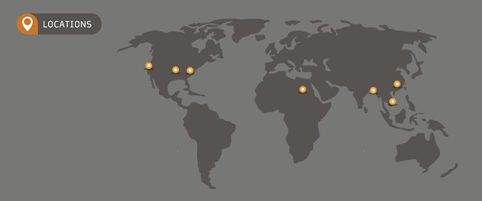 TORG Map